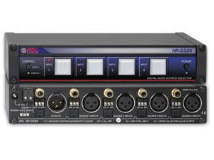 HR-DSX4 Digital Audio Selector - 4x1