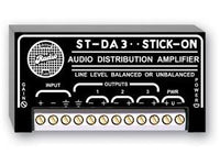 ST-DA3 Line Level Distribution Amplifier - 1x3