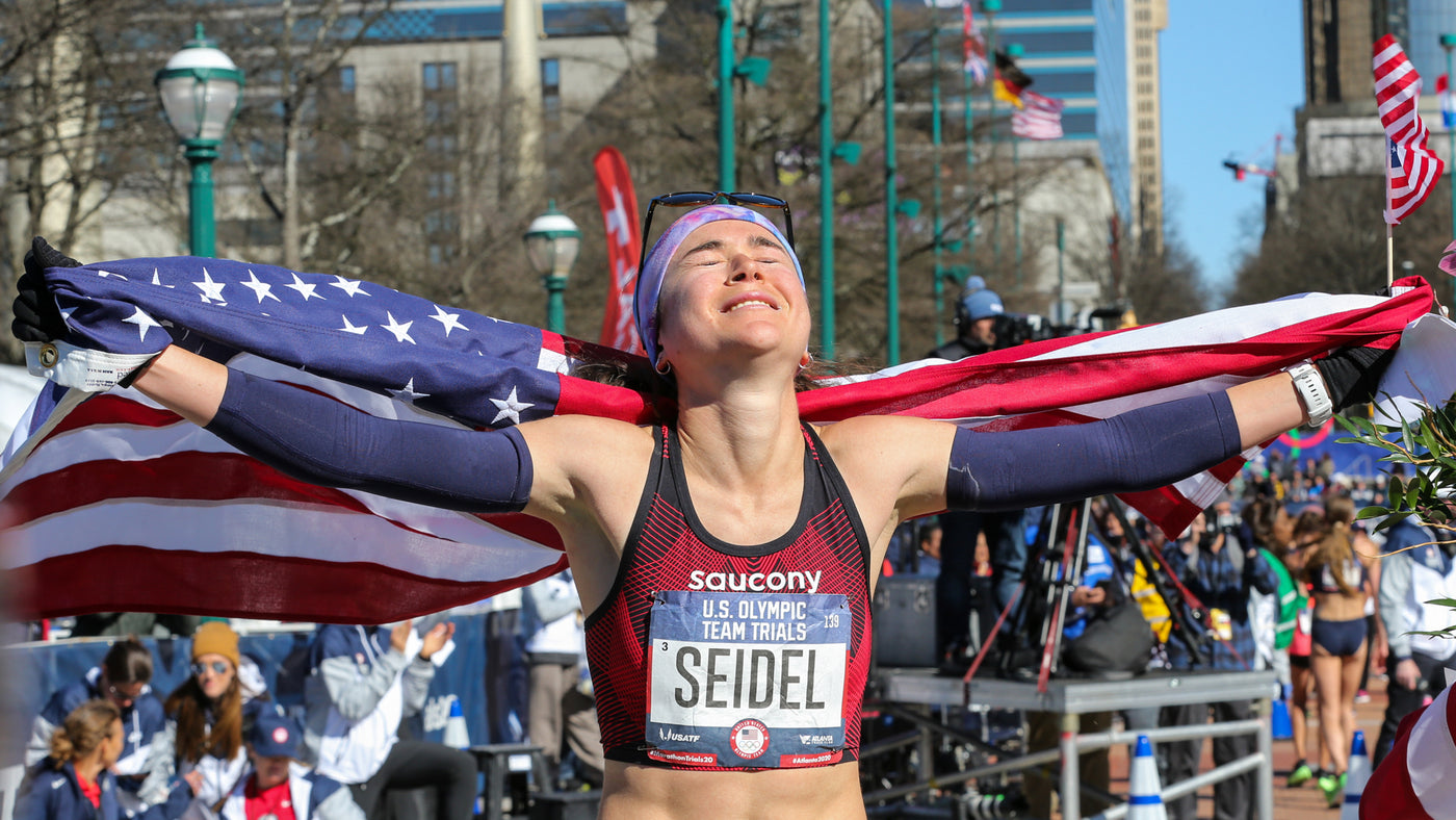 Interview with Molly Seidel on Running and Coffee