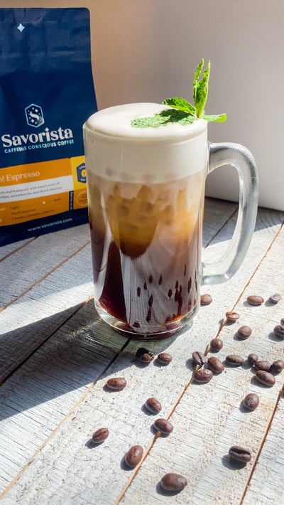 Chocolate Stout Cold Brew | Savorista Recipes