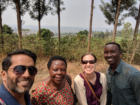 Coffee Producers in Rwanda
