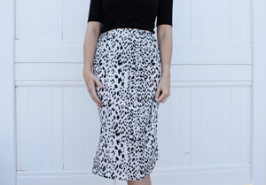 Lovely Print Skirt