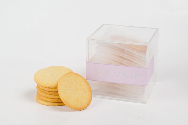 Sweet Vermouth Cookies