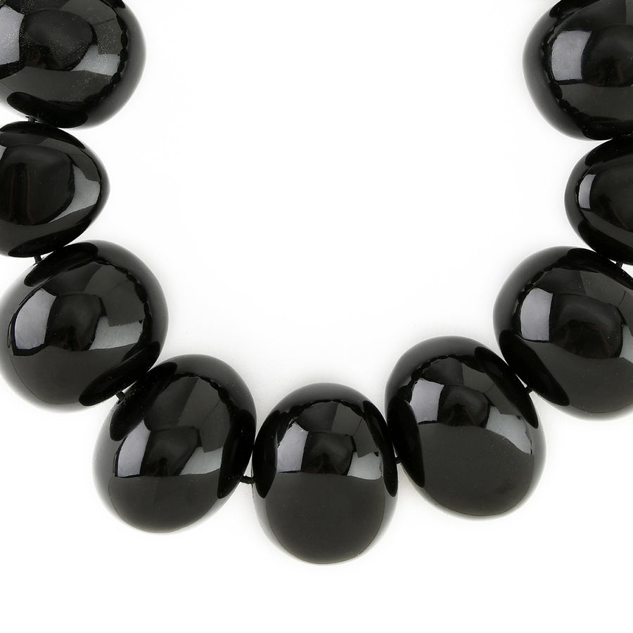 BAUBBLE NECKLACE BLACK
