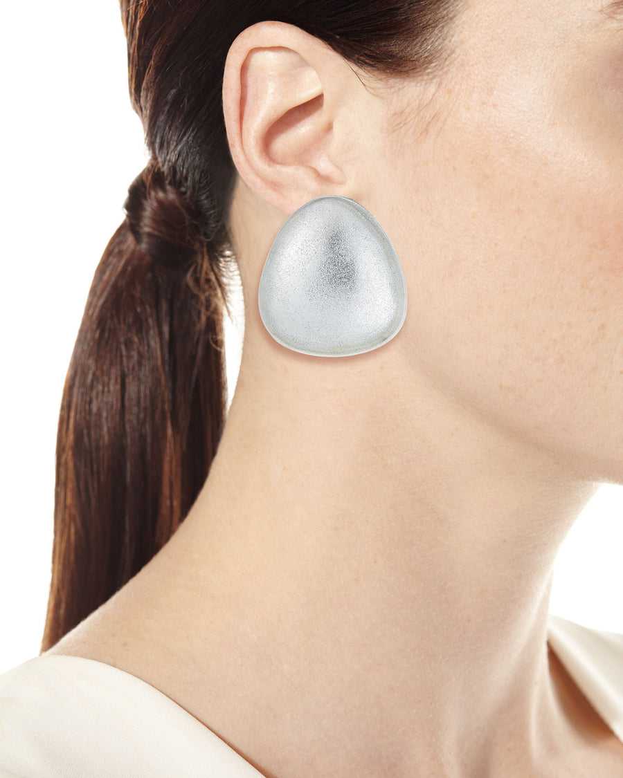 FREEFORM STUD EARRINGS