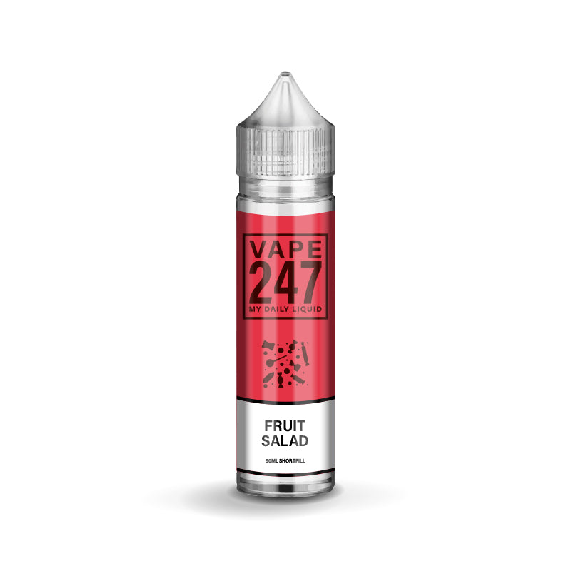 Fruit Salad E-liquid by Vape 247