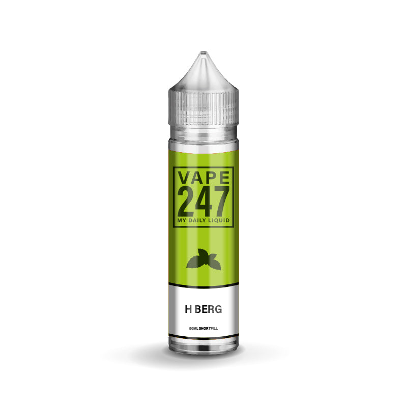 H Berg E-liquid by Vape 247