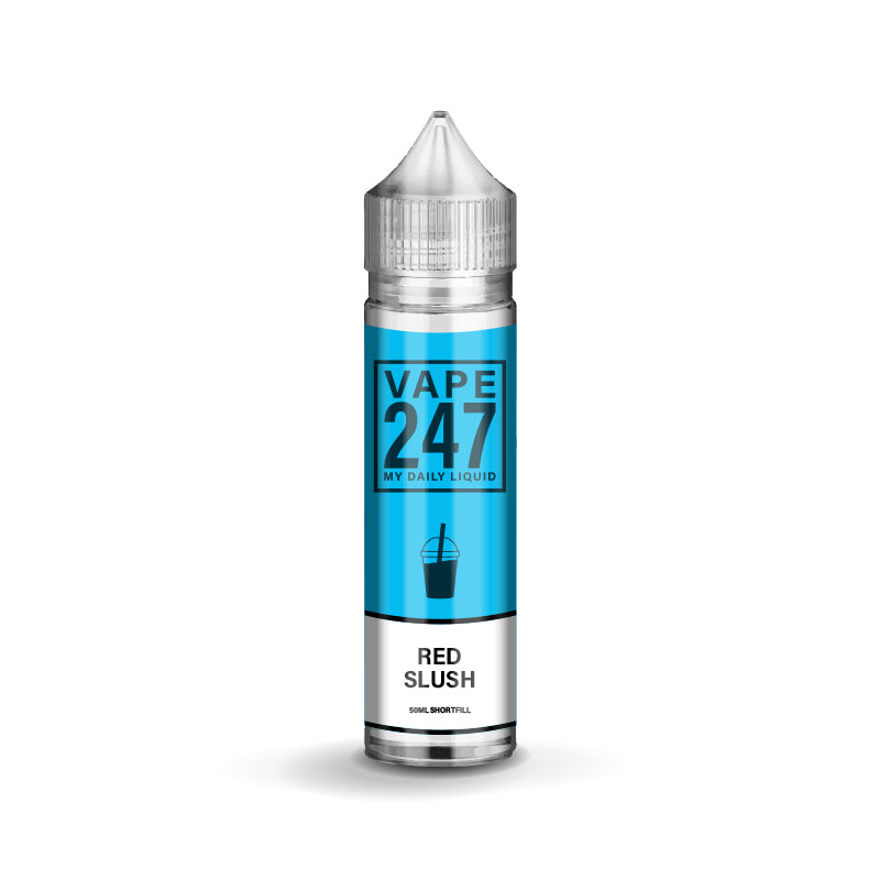 Red Slush E-liquid by Vape 247