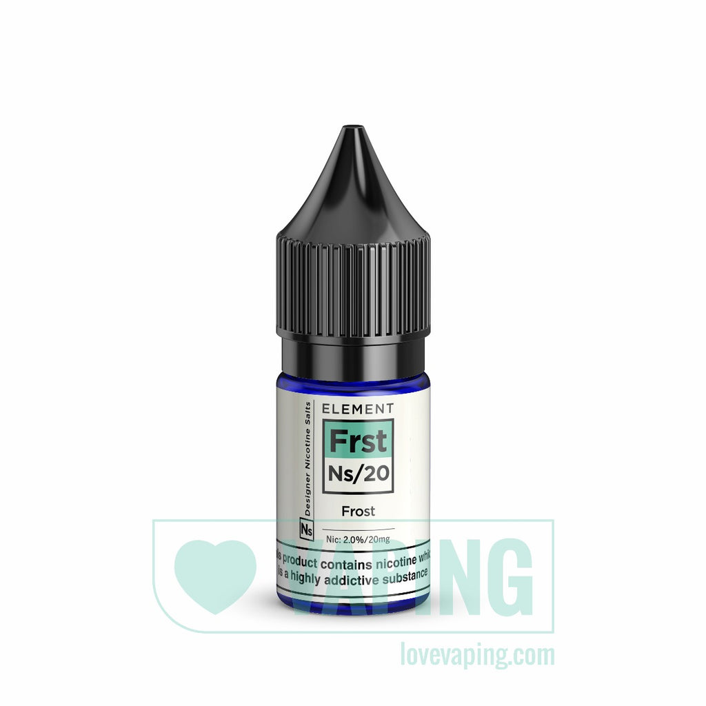 Frost NS20 Nic Salt E-liquid by Element