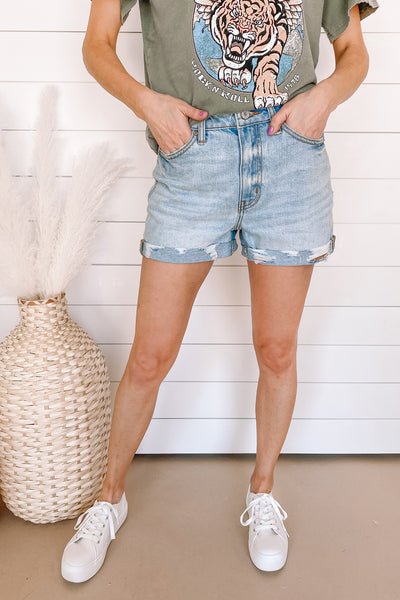 Everyday Jean Shorts