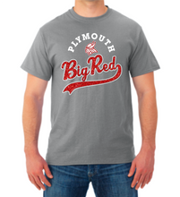 Load image into Gallery viewer, Big Red Sparkle Tail Tee Shirt