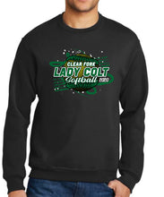 Load image into Gallery viewer, Clear Fork Softball Crew Neck Sweatshirt