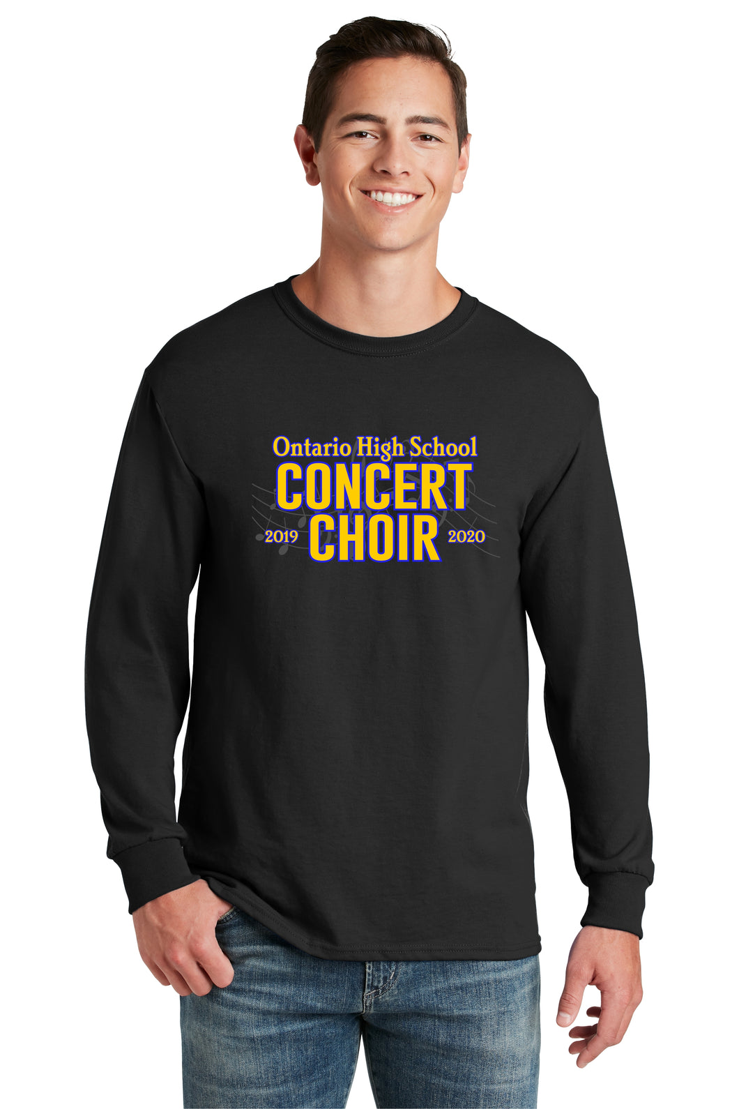 OHS Concert Choir Long Sleeve T-shirt