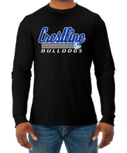 Load image into Gallery viewer, Crestline Bulldogs SD5 Longsleeve