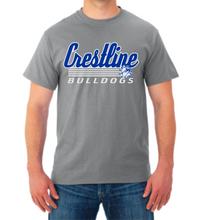 Load image into Gallery viewer, Crestline Bulldogs SD5 Tee Shirt