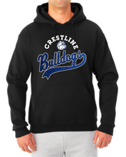Load image into Gallery viewer, Crestline Sparkle Tail Hooded Sweatshirt