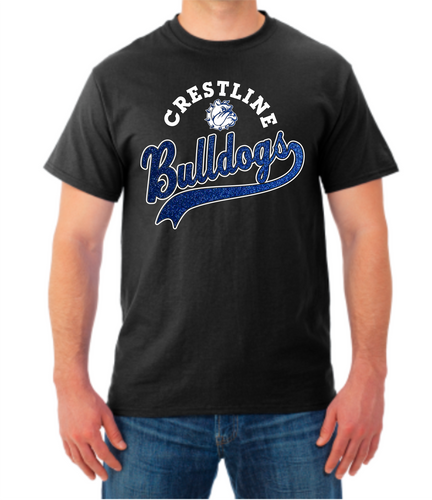 Crestline Sparkle Tail Tee Shirt