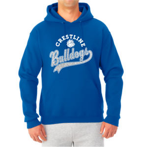 Crestline Sparkle Tail Hooded Sweatshirt
