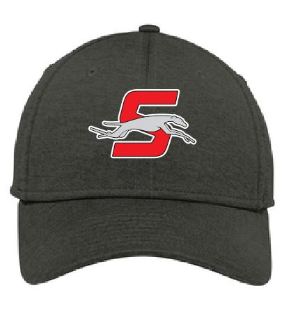 S-Dog Embroidered Fitted Hats