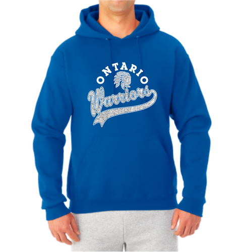 Ontario Sparkle Tail Hooded Sweatshirt
