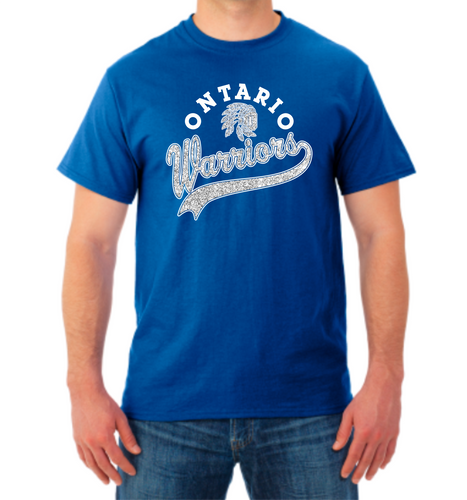 Ontario Sparkle Tail Tee Shirt