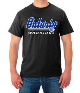 Ontario Warriors SD5 Tee Shirt
