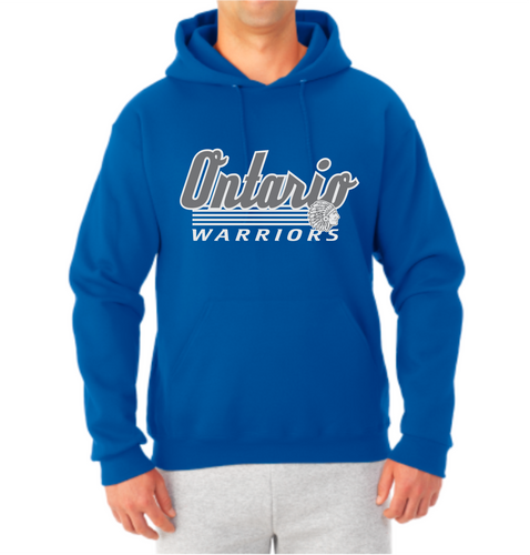 Ontario Warriors SD5 Hooded Sweatshirt