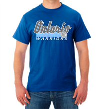 Load image into Gallery viewer, Ontario Warriors SD5 Tee Shirt