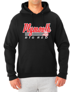 Plymouth Big Red SD5 Hooded Sweatshirt