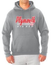 Load image into Gallery viewer, Plymouth Big Red SD5 Hooded Sweatshirt