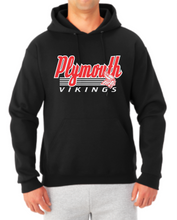 Load image into Gallery viewer, Plymouth Vikings SD5 Hooded Sweatshirt