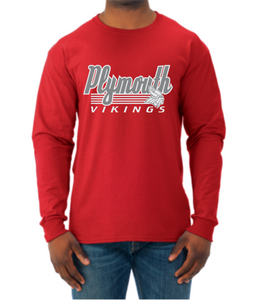 Plymouth Vikings SD5 Longsleeve