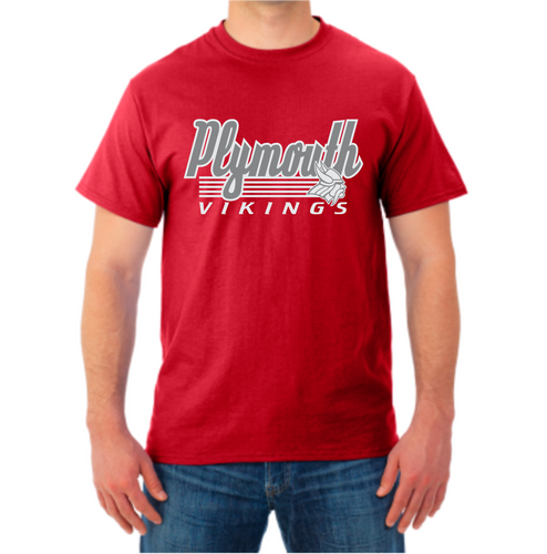 Plymouth Vikings SD5 Tee Shirt