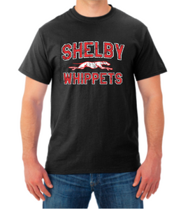 Shelby Whippet SW Dog T-Shirt