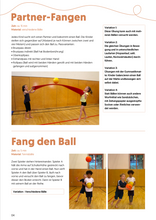 "Übungsheft ""Ball"""