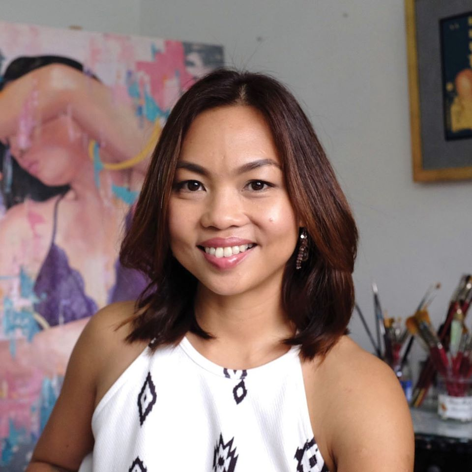 When Your Heart Screams Art : Interview with Mandy Maung