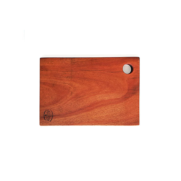 African Mahogany Serving / Cutting Board – Medium