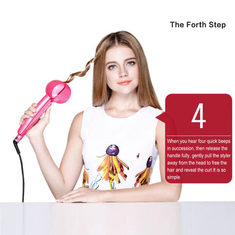 Automatic Hair Curler - Shopping Gadgets at Conditiog