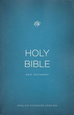 The ESV Outreach New Testament, Softcover