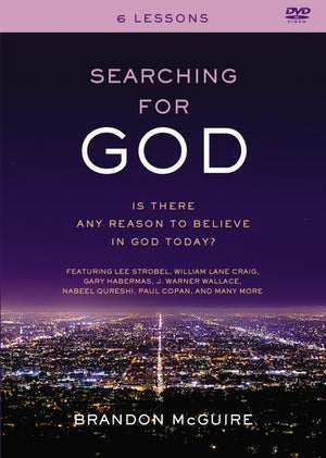Searching for God DVD
