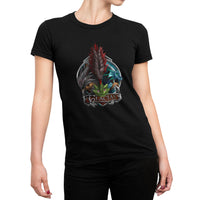 Glacias Four Dragons Unisex Tee