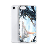 The Amber Library iPhone Case