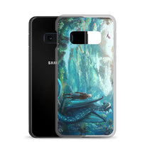 hero of frost glacias samsung phone case