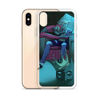 Joker's Mask iPhone Case
