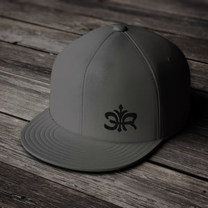 Black Eya Logo Side Embroidered - Hat