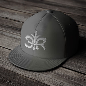 White Eya Logo Embroidered - Hat