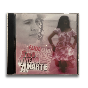Solo Quiero Amarte - Elida Collector's Item