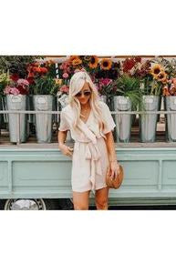 Savannah Romper