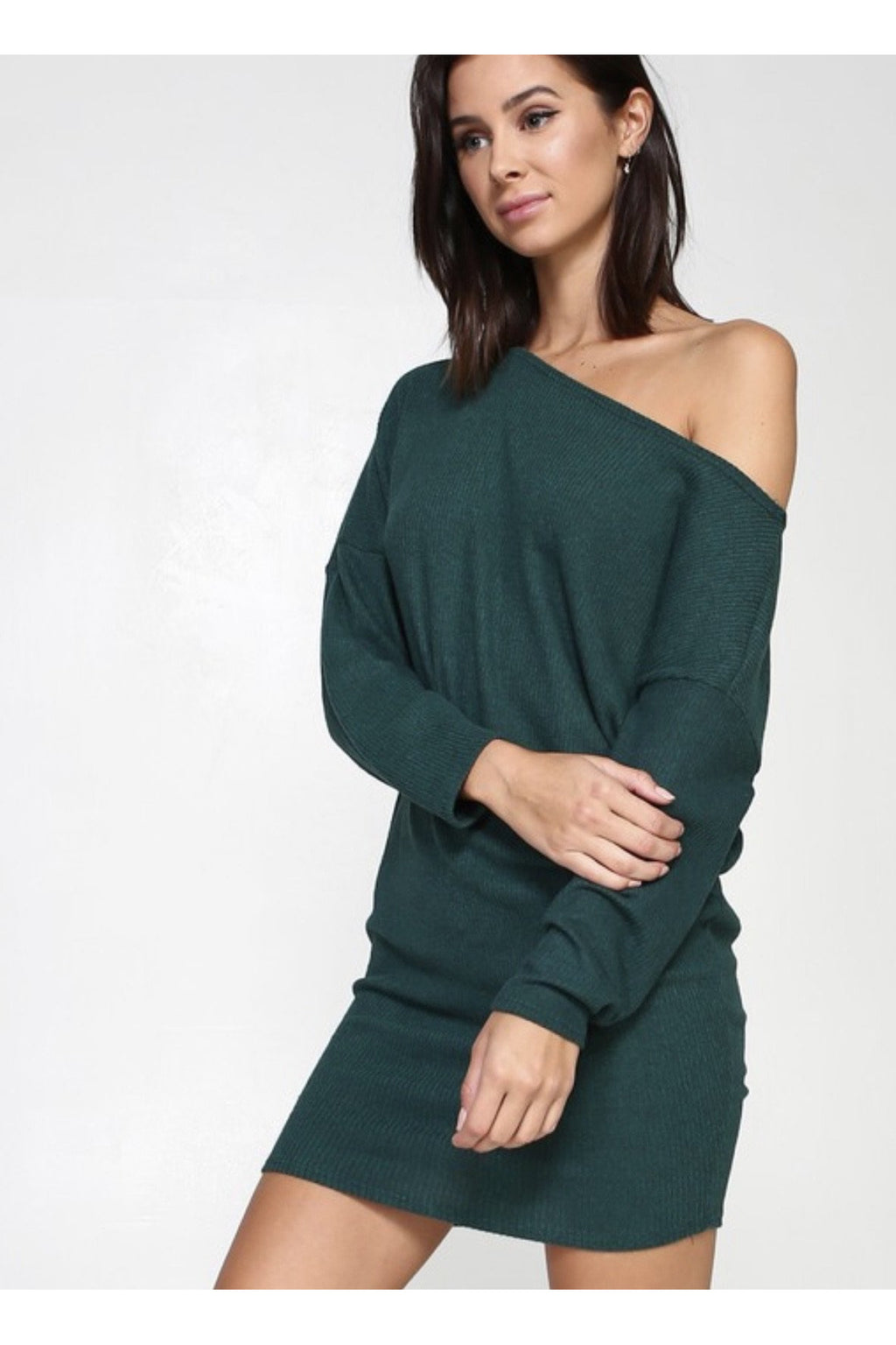Evan One Shoulder Dress