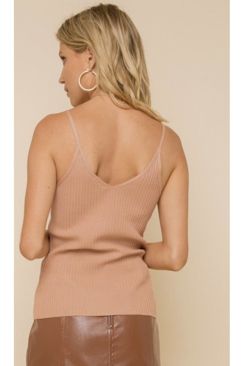 Heather Sweater Cami